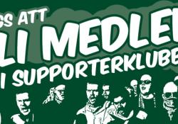 Dags att bli medlem i supporterklubben